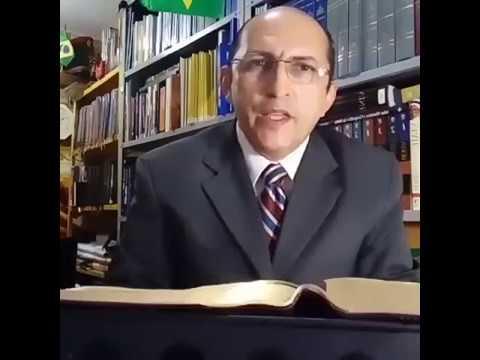 VIDEOAULA 38  -  ACAZIAS INICIA SEU REINADO EM ISRAEL -  Pr.  Moisés Câmara