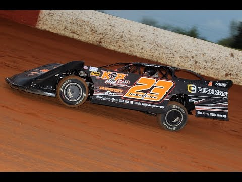 Cory Hedgecock In-Car / 411 Motor Speedway / Weekly Championship Racing 4.27.19