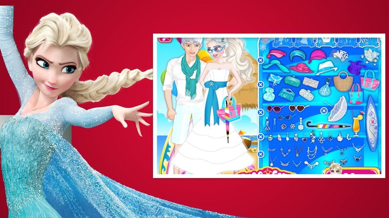 Juegos De Frozen Para Jugar Juegos De Frozen Para Vestir