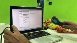 This video describes, how book keeper app works in pos sector as system. - point of sale. to attach barcode scanner, scan items via barcod...