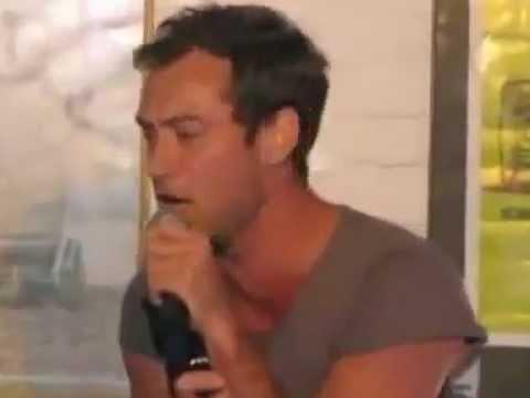 Jude Law - Johnny B Goode (Karaoke)