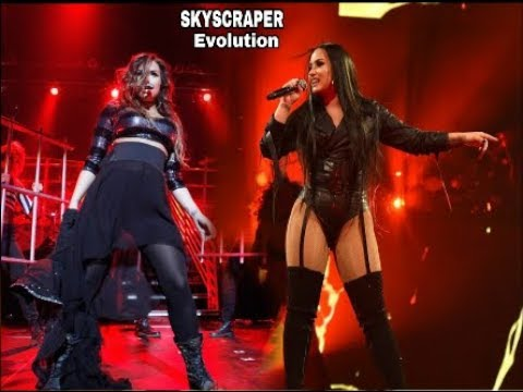 Skyscraper - Demi Lovato (EVOLUTION) 2011-2018
