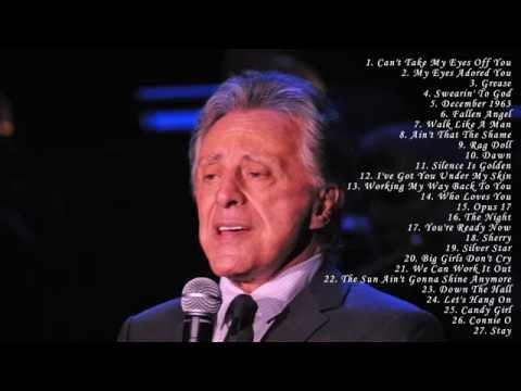 Frankie Valli's Greatest Hits Full Album - Best Songs Of Frankie Valli