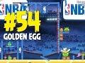 Angry Birds Seasons Ham Dunk Golden Egg 54 Walkthrough mp3