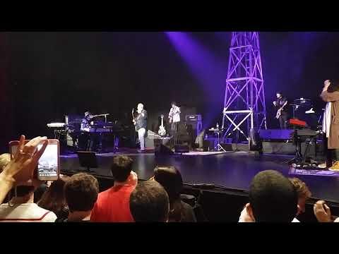 "Charly García & David Lebón - Teatro Gran Rex 28/8/2018 - ""No llores por mi, Argentina"" / ""Peperina"""