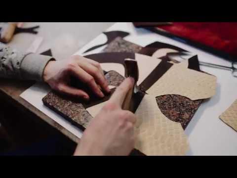 УРОК 5 КЕДЫ ОБРАБОТКА ДЕТАЛЕЙ ВЕРХА И ПОДКЛАДКИ СБОРКА ЗАГОТОВКИ Ручное изготовление обуви