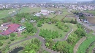 初夏の福岡県緑化センター