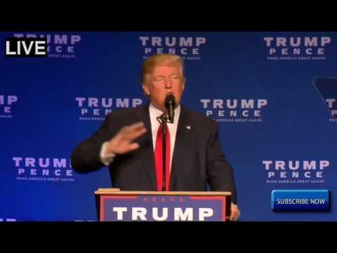 Donald Trump ATTACK in RENO NEVADA! - FULL
