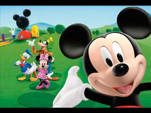 La Casa de Mickey Mouse ( Al reves ) - YouTube