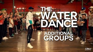 vuclip Chris Porter ft Pitbull - #TheWaterDance - Tricia Miranda - ADDITIONAL GROUPS