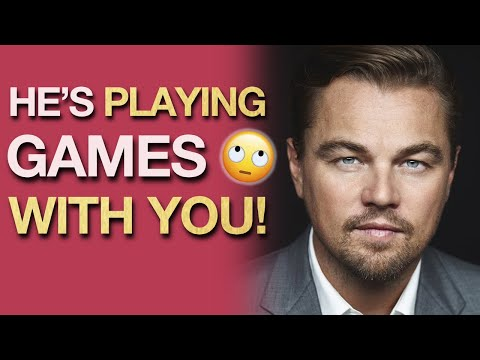 5 Signs He's PLAYING GAMES With You!