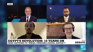 Egypt's revolution 10 years on: What happened to