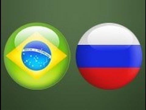Brasil 3 X 3 Rússia   Final Gran Prix De Futsal Mundial 2013   Jogo Completo