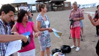 Мыс Меганом. Проверка Минкурортов АРК(, 2012-07-25T10:16:07.000Z)