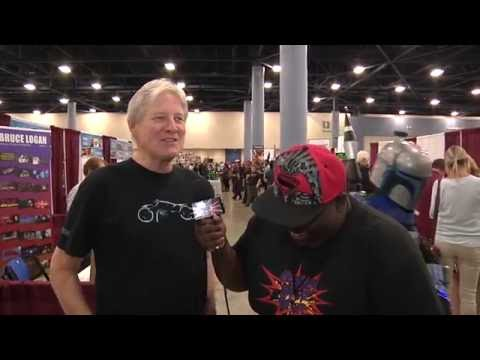 Tron and Babylon 5  with Bruce Boxleitner  Comics, Beer & Scifi