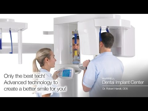 What Sets The Harrell Dental Implant Center Apart