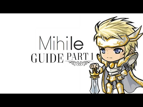 Maplestory Mihile Guide! Part 1~Royal Guard - Basics, Tips and Tricks