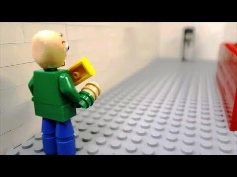 baldis basics Lego animation