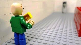 baldi's basics Lego animation