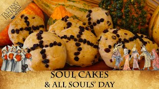 Soul Cakes &amp Trick-or-Treating