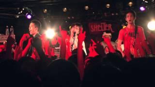 「オールド台湾」2012.07.07 @ 下北沢SHELTER The SALOVERS トライアル...