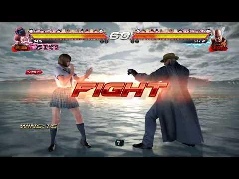 Tekken 7 DLC 4 Anna Williams Treasure Battle 2