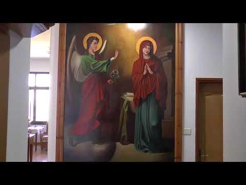 Η μοναχή Θαβωρία είδε το φως της( βιντεο 2)