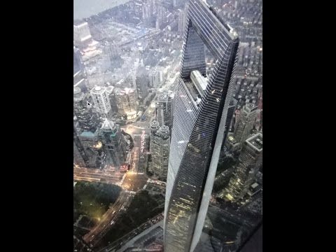 Shanghai Tower - World's Highest Observation Deck, Shanghai, China