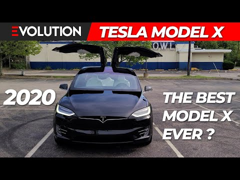 2020 Tesla Model X - Real World Review - The Best X!