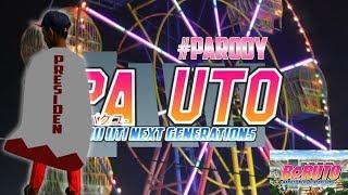 Boruto Opening / OP 1 Parody / Parodi Baton Road by Kana Boon