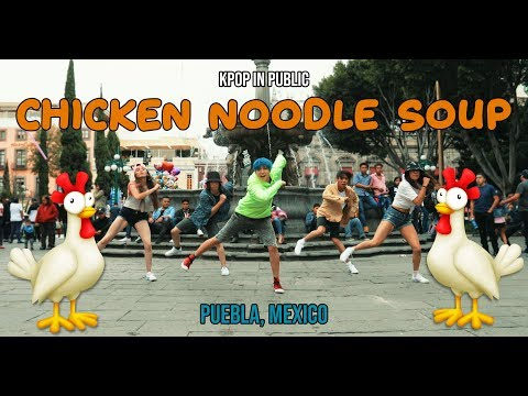 [KPOP IN PUBLIC MEXICO]J-HOPE – Chicken Noodle Soup (feat. Becky G) DC by TAGGME (Visita Puebla)