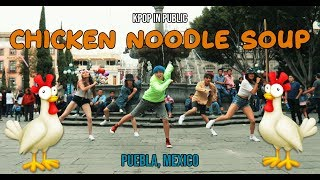 [KPOP IN PUBLIC MEXICO]J-HOPE - Chicken Noodle Soup (feat. Becky G) DC by TAGGME (Visita Puebla)