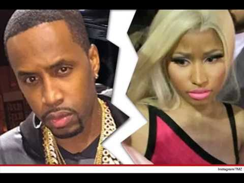 Safaree confirms Meek Mill played a big part in Nicki Minaj break up