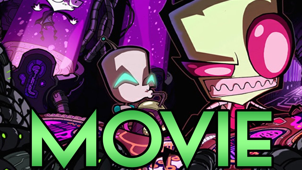 INVADER ZIM MOVIE ANNOUNCED! SERIES CREATOR RETURNS TO ... Invader Zim Characters
