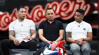 Pinoy Crossover: Hanging out with Jon & Mike Semira and Coach Al!