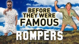 ROMPERS - Before They Were Famous - Romphim
