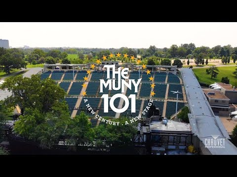 Muny Theatre Gets $30,000,000 Stage Upgrade Of The Century With All LED Rig By CHAUVET Professional
