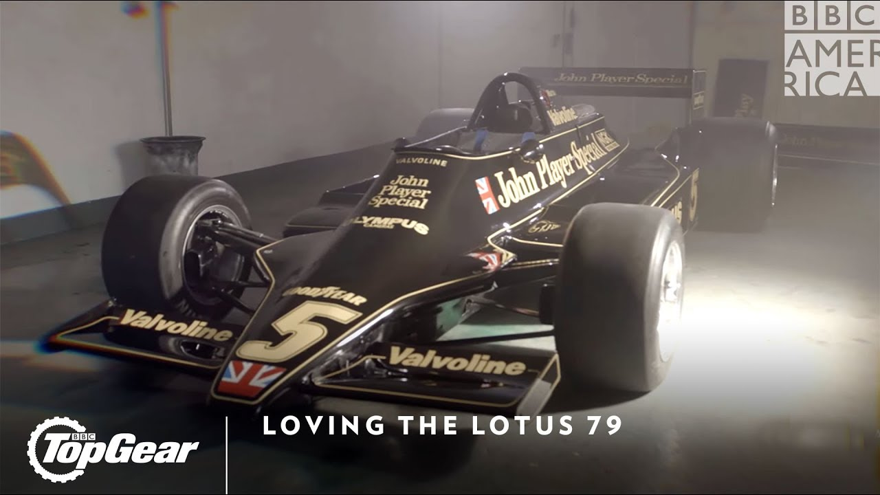 Loving The Lotus 79 | Top Gear Season Finale Sunday August 11 | BBC America
