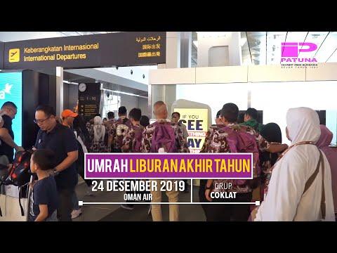 KESAN & PESAN rombongan Jamaah Haji 2018 Patuna Grup BIRU tentang perjalanan Ibadah Hajinya bersama .
