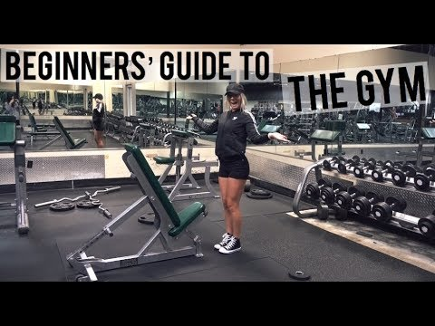 Beginners' Guide To The GYM