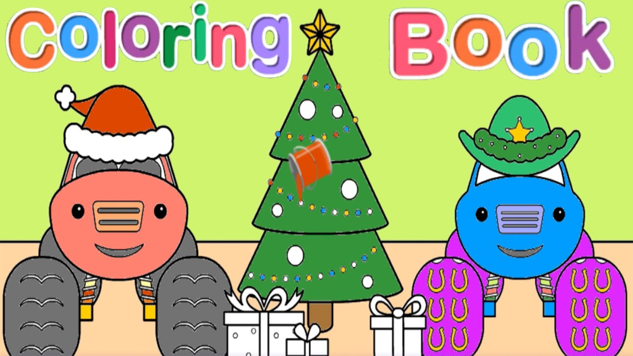 Nick Jr Coloring Book Christmas Edition