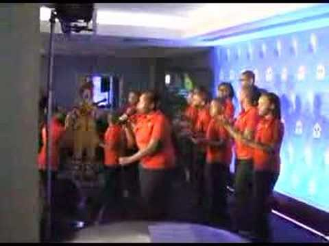 McDonalds Junior Gospel Choir - New York #1