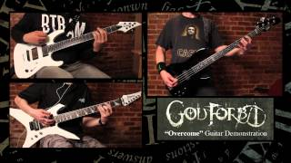 "GOD FORBID ""Overcome"" Guitar Demonstration"