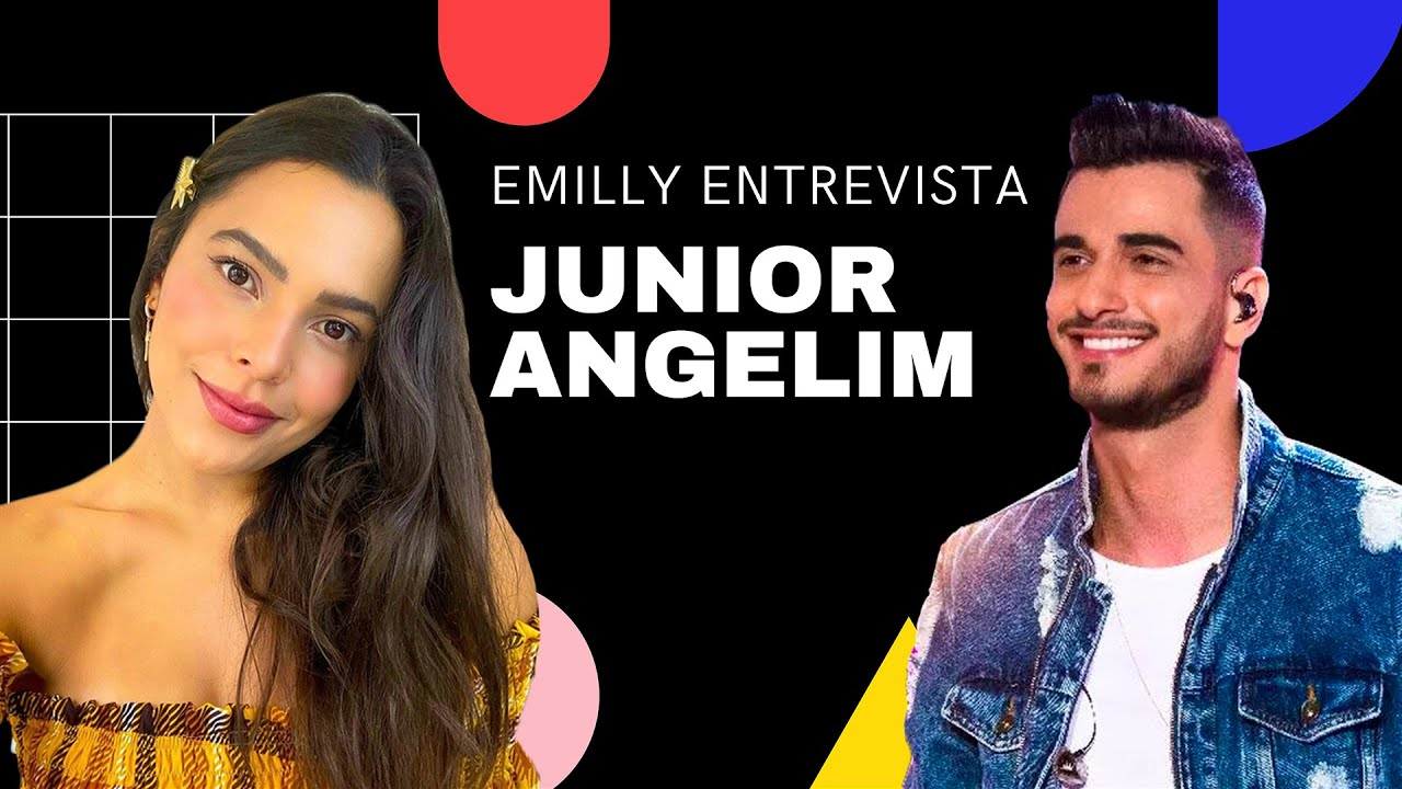 JUNIOR ANGELIM: EMILLY ENTREVISTA l TOPZERA SERTANEJO