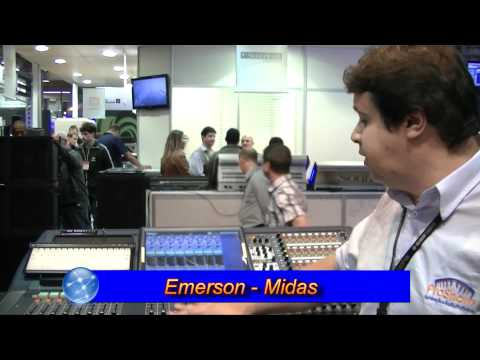GIGPLACE TV - Midas na AES Expo 2012