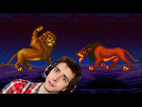 Final Battle - The Lion King    Sega Genesis   FaceCam Sundays