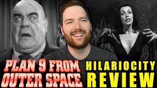 Plan 9 from Outer Space - Hilariocity Review