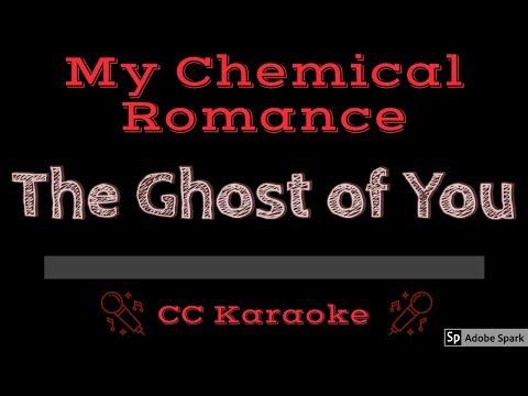 My Chemical Romance • The Ghost Of You (CC) [Karaoke Instrumental Lyrics]