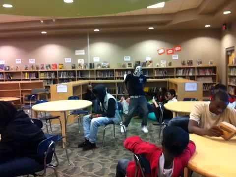 Duncanville Middle School Harlem Shake