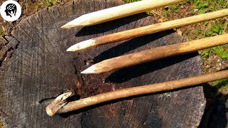 Atlatl Spear Thrower : Worst Primitive Survival Weapon?